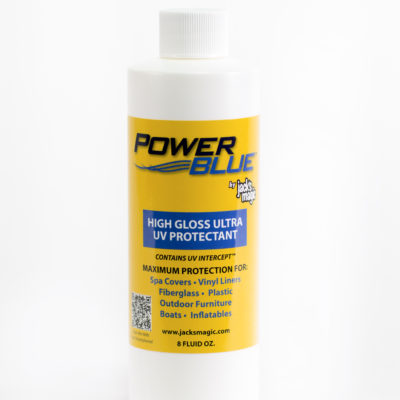 Power Blue UV Protectant