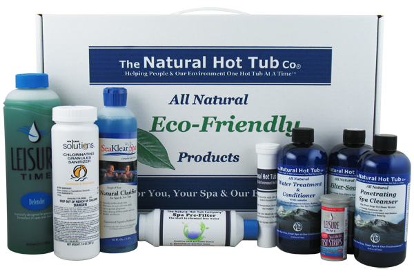 The Natural Hot Tub Company Water Treatment And Conditioner