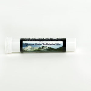 Effervescent Vitamin C Dechlorination Tablets