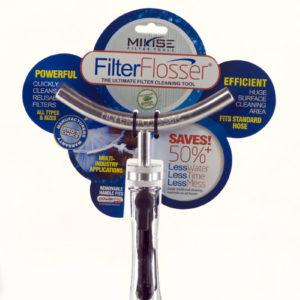 Filter Flosser