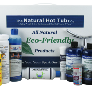 Complete Spa Care for older tubs