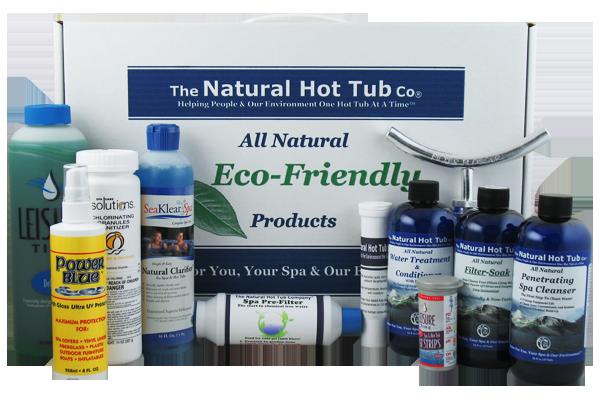 Complete Spa Care for older tubs
