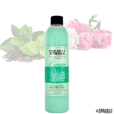 Green Tea Peony Spa Elixir 12 oz