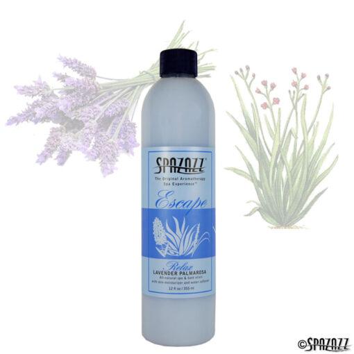Lavender Palmarosa Spa Elixir 12 oz